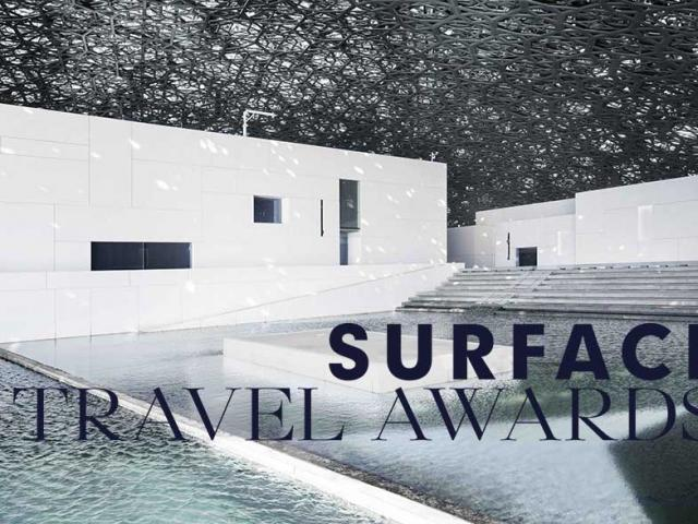 美国《Surface》杂志旅行大奖 | Surface Travel Awards