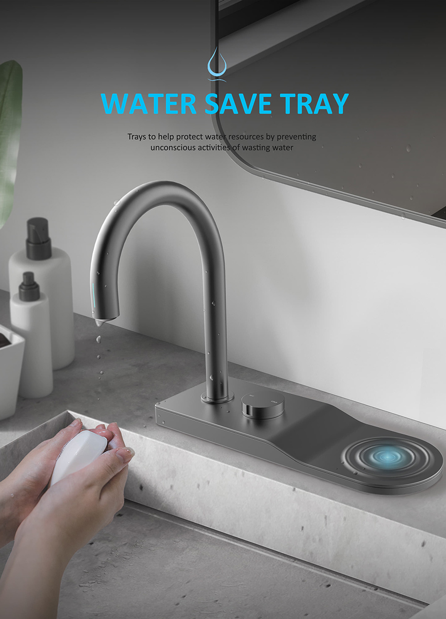 Water Save Tray